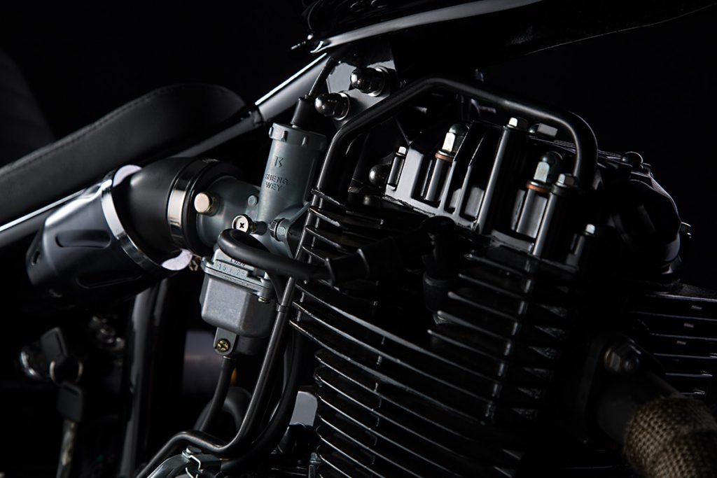 Brook Motorcycles - Mayhem Kustomz Bern-Zollikofen