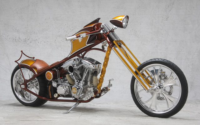 Choppers Crown by Mayhem-Kustomz
