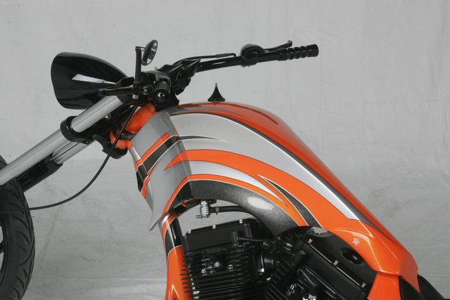 Diabolic Chopper by Mayhem-Kustomz.