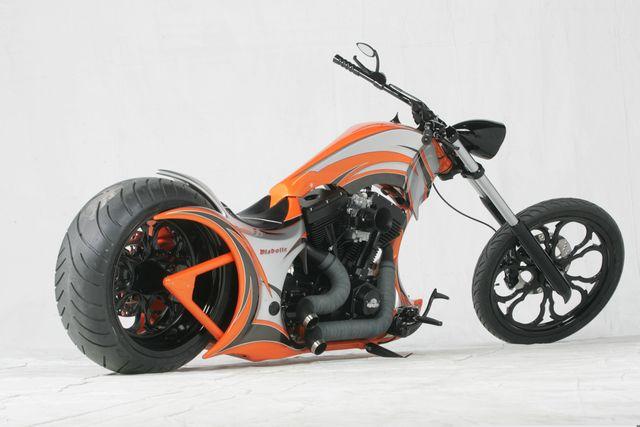 Diabolic Chopper by Mayhem-Kustomz.
